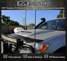 MONKEY 70 STYLE BONNET SCOOP SUIIT TOYOTA HILUX 2005-2015 DUAL/SINGLE CAB