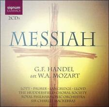 Messiah, New Music