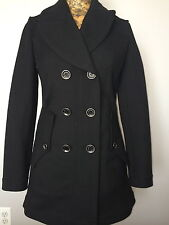Burberry Brit Herrick Coat Jacket size 2 (EU36) $895 NEW
