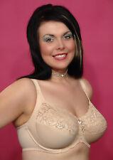 Berdita Non stretch lace bra in Beige size 38H NEW