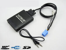 INTERFACE USB MP3 SD AUX IPOD IPHONE AUTORADIO COMPATIBLE ALFA ROMEO MITO