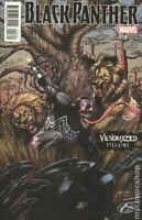 Black Panther #18 Venomized Variant (2017) Marvel Comics