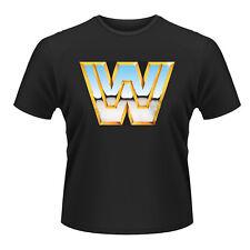 Wrestling-WWE-CLASSIC LOGO-T-SHIRT-TAGLIA/SIZE L-NUOVO