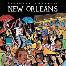 NEW Putumayo Presents New Orleans (Audio CD)