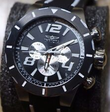 Men's Invicta 21429 S1 Rally Stainless Steel Watch w/ Silicone Band Pre-owned