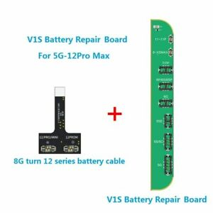 JC V1S Battery Repair Board for iPhone 11 12 Battery Replacement Read Write