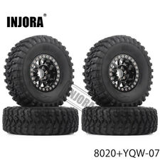 Voodoo KLR 1.9 Inch Crawler Tire & Wheel for 1/10 Scale RC Axial SCX10 TRX4 D90