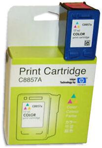 2-Pak HP C8857A Tri-Color Ink Cartridges for Microboards G4/PF-3/CX-1 & Rimage