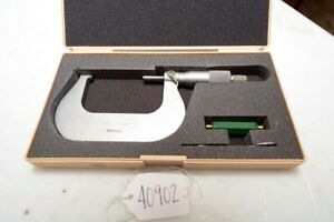 Mitutoyo 101-119 Outside Micrometer (Inv.40902)