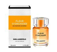 2019 Karl Lagerfeld FLEUR d'ORCHIDEE eau de parfum 50 ml 1.7 oz new sealed