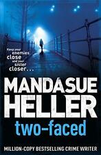 Two-faced by Mandasue Heller | Paperback Book | 9780340954171 | NEW