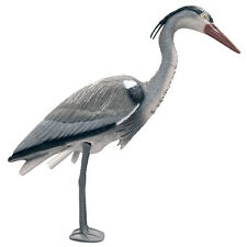Blue Heron Decoy detachable legs and mounting stake Protect Your Fish FREE SHIP
