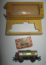 Vagone Fleischmann art. 1465 in box Carro Cisterna ESSO pubblicitario