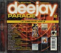 Deejay Parade 2 Estate 1998 - Neja/Paradisio/Alexia/Dj Dado/Cornershop Cd Ottimo