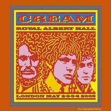 Cream - Royal Albert Hall: London, May 2005  2CD Neu