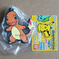 UFFICIALE POKEMON xy&z GOMMA MASCOTTE PORTACHIAVI-Charmander POCKET MONSTER BANDAI