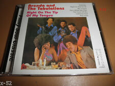 BRENDA & the TABULATIONS cd Right on Tip of my Tongue DONT MAKE ME OVER Californ