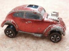 Mattel Hot Wheels 1967 Red Custom VW Beetle
