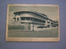 National Police Station Panama City Spanish art deco  prepaid 1930s