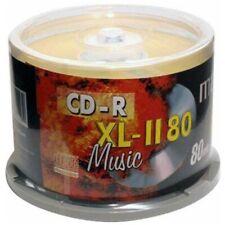 Maxell XL II 80MU - 50 x CD-R - 700 Mo ( 80 min ) - spindle - support de stockage (XLII)