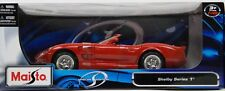 Maisto Special Edition Food Red Shelby Series 1 Mustang 1:18 Scale Die Cast Car
