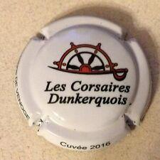 Capsule de Champagne De VENOGE (256a. Les Corsaires Dunkerquois)