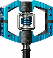 Crank Brothers  Mallet Enduro Pedals Blue Mountain MTB