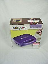 Babycakes Cupcake Maker In Purple