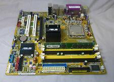 Asus psl-bm1394 Rev 1.00 Sockel 775 Mainboard mit Core 2 Duo & 1gb RAM