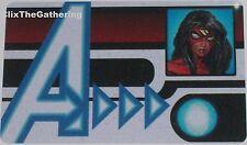 NFID-014 SPIDER-WOMAN ID CARD Nick Fury Agent of S.H.I.E.L.D Heroclix Rare