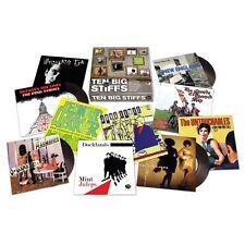 """Various - Ten Big Stiffs (2013)  Limited Edition Stiff Records 10x7"""" Box Set NEW"""