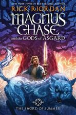 Magnus Chase and the Gods of Asgard: The Sword of Summer by Rick Riordan - NEW!