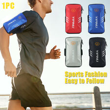 Holder Side Pocket Sports Running Practical Armband Workout Phone Pouch Elastic
