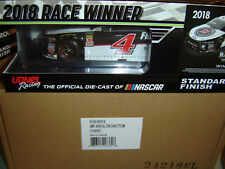 2018 KEVIN HARVICK #4 JIMMY JOHNS ALL-STAR CHARLOTTE RACED WIN FORD 1/24 IN STK