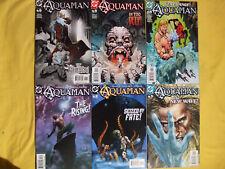Aquaman #1-6  DC comics 2003 series ...NM+ ( Jason Momoa movie)