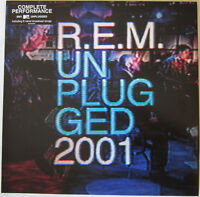 R.E.M. ‎– Unplugged 2001 Vinyl 2LP Rhino NEW/SEALED REM
