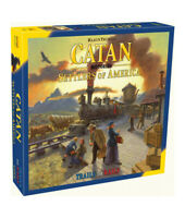 Catan: Catan Histories - Settlers of America Trails To Rails