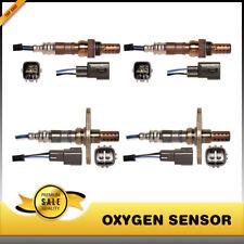 4X Denso Oxygen Sensor Up&Downstream Fit 2000-2002 Tundra 4.7L
