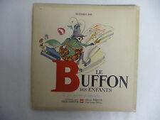 Album Conte de Bernard Roy 1943 Le buffon des Enfants.Les insectes de chez nous.