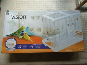 Vision II Model L01 large Bird cage parakeet finches canaries budgies parrotlets