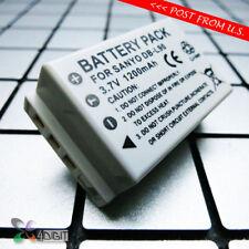 DB-L90 L90AU DBL90 DBL90AU Battery for Sanyo Xacti DMX-SH11 VPC-SH1BK SH1EXBK