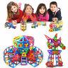 141 pcs Jouet Briques Magnétique Blocs de Construction Éducatifs Enfants Jouets