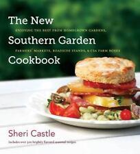 The New Southern Garden Cookbook: Enjoying the Best from Homegrown Gardens,