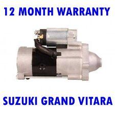 SUZUKI GRAND VITARA MK1 MK I 2.0 HDI 2001 2002 2003 - 2005 RMFD STARTER MOTOR