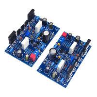 2 pezzi di Classe A di Alta Potenza Amplificatore FET Modulo PCB Scheda