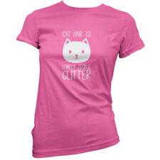 Magliette da donna rosa in cotone taglia 40