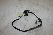 1985 HONDA AERO 50  LEFT CLIP ON HANDLE HORN SIGNALS SWITCH SWITCHES