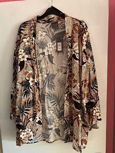 Size 18 Kimono Bnwt