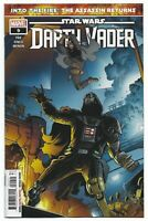 Star Wars Darth Vader #9 2021 Unread Aaron Kuder Main Cover Marvel Comic Book