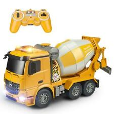 DOUBLE E 8 Channel 1:16 RC Concrete Cement Mixer